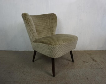 Beautiful cocktail chair from the 50s