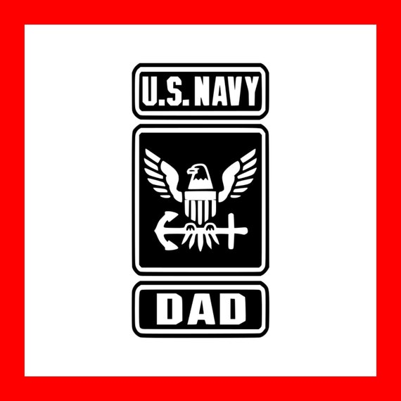 Navy cut file Navy dxf file military svg military veteran t