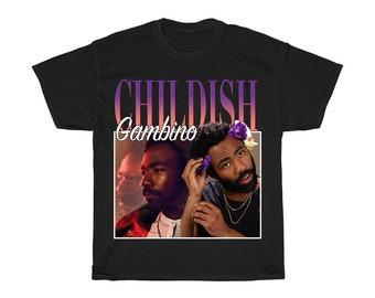 371e57386d9 Childish Gambino T Shirt Black Unisex Childish Gambino This is America Shirt