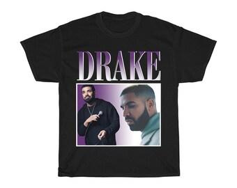 Drake Homage T Shirt Drake Tour Concert Shirt Drake Merchandise Unisex Drake  Tee Top Tshirt 2e0227b05a4d