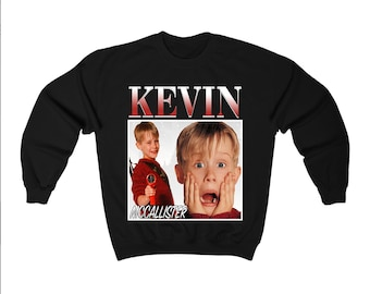 Home Alone Shirt Etsy