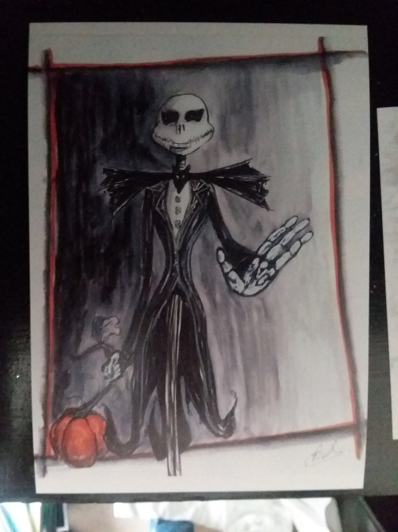 381193c1d77 The Nightmare Before Christmas Jack Skellington Pumpkin King