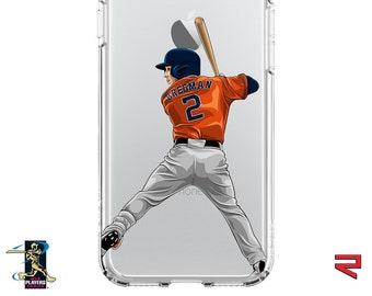 meet c54c3 0faf3 Baseball phone case | Etsy