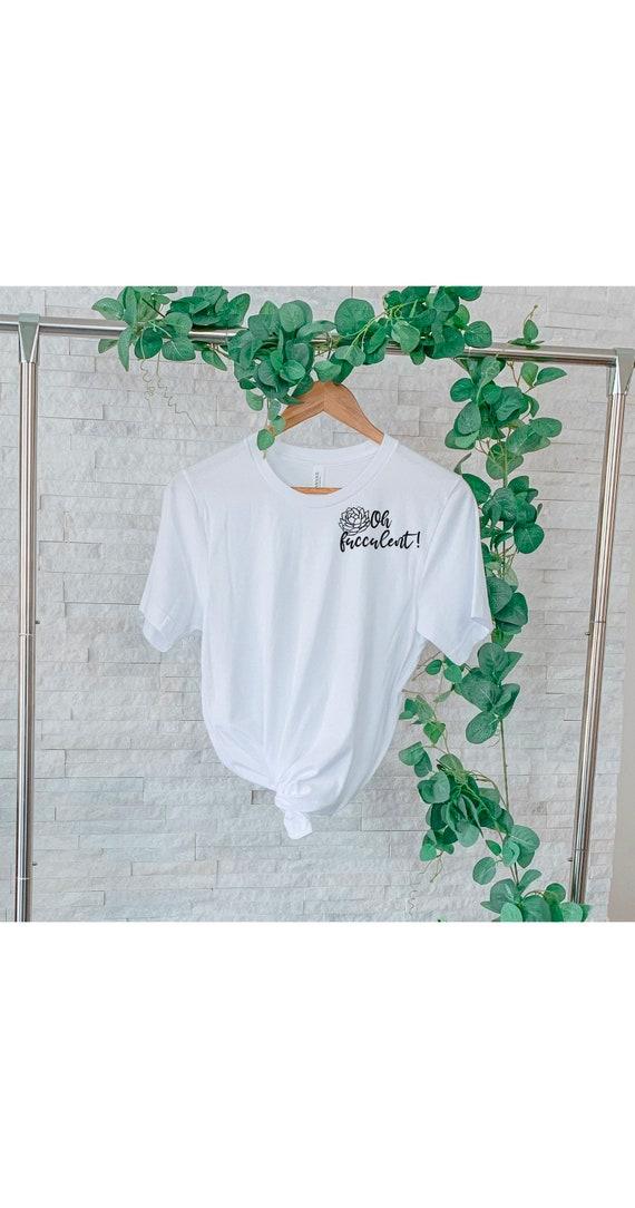 Plant Pun Women's Soft Style Fashion t-shirt