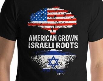 6c3a7dfae30 Israeli Roots - American Grown Shirt