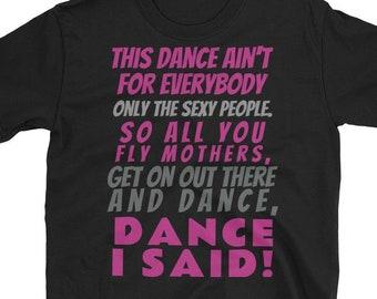 255d1fe9 90's Funny T Shirt, Unisex Funny Lyric Shirt, Salt N Pepa push It, Lyric  Tee, Funny T-Shirt, Funny Tshirt, Dance Shirt, Workout Shirt, Gym S