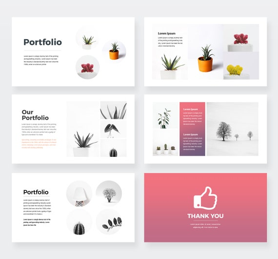 Canva Business Powerpoint Presentation Template