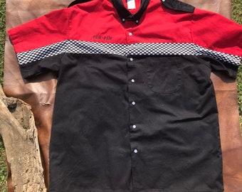 be65bb0ebe3c Vintage 80s racing shirt