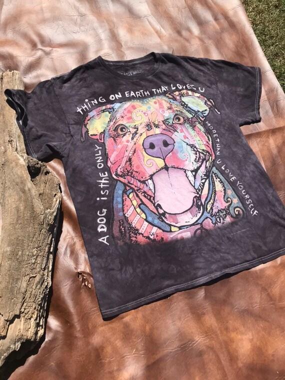 Vintage Tie-dye t shirt