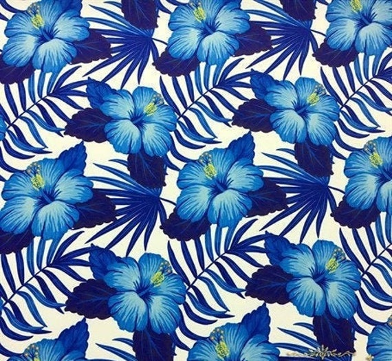 Prime Blue Floral Fabric Blue White Fabric Upholstery Fabric By The Yard Indoor Outdoor Fabric Couch Chair Fabric Fabric For Bag Handbag Gamerscity Chair Design For Home Gamerscityorg