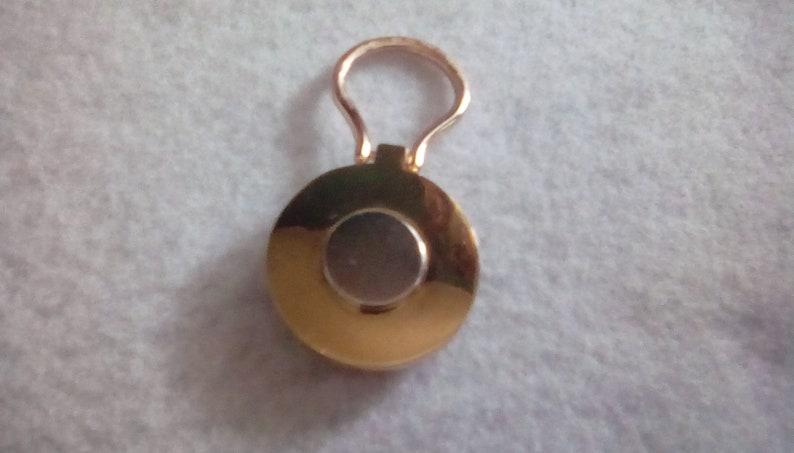nurses gift Eyeglass holder badge holder teacher gift cherry burl wood gift for him gift for her handmade gift name tag holder