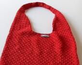 Red Rose Bag Shopping Bag