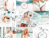 4 Lightroom Presets Desktop BOUNTY Instagram Presets Trendy Blogger Filters