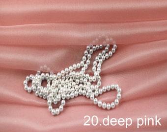 3fca6cfb08b7c silk organza fabric pure solid color 42