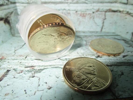 "2007 P Sacagawea Native American /""Unopened/"" U.S Mint Dollar 25 Coin ROLL"