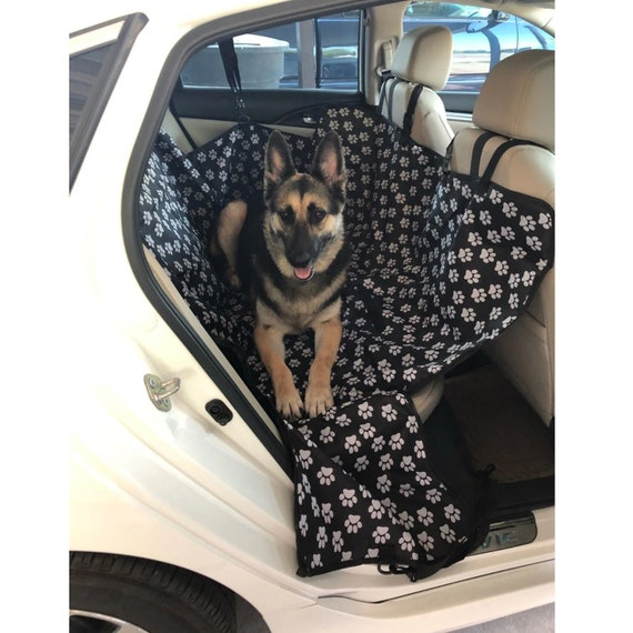 Car Hammock Protector Dog Seat Cover Vehicle