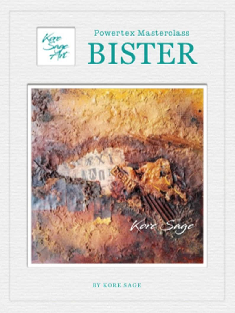 Powertex Masterclass on Bister PDF  Digital Download image 0