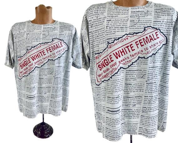Single White Female Movie All Over Print 1992 Prom