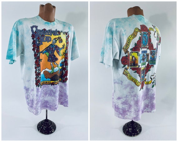 Vintage Grateful Dead Shirt April Fools Nassau XL