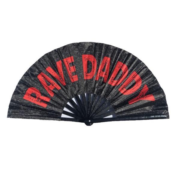 Baelien Hand Fan  Rave  Festival