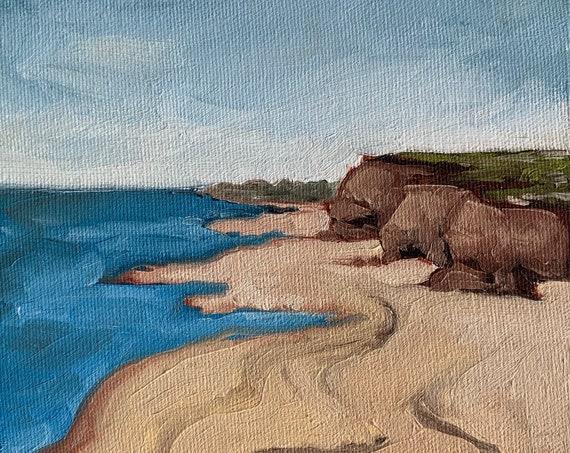 Original PEI Landscape Painting