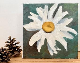 """6""""x6"""" Original Oil Painting"""