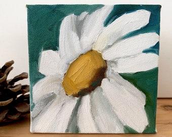 """4""""x4"""" Original Oil Painting"""