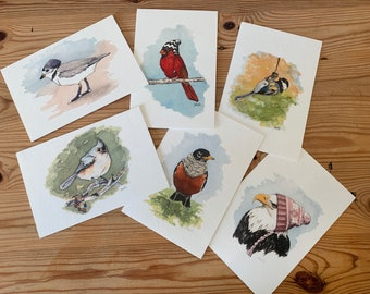 Bird Cards - Card Pack B