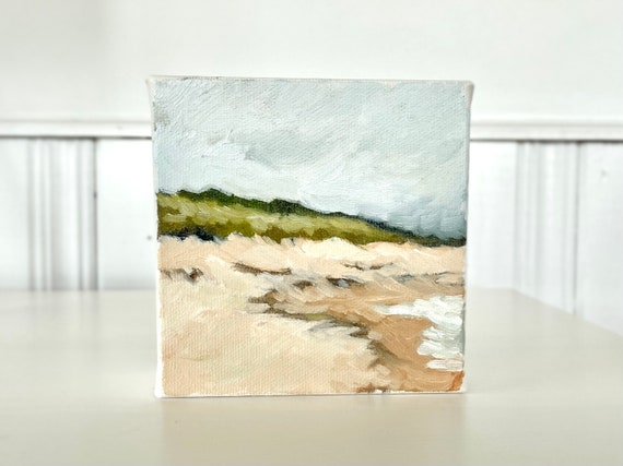 """4""""x4"""" Oil Painting"""