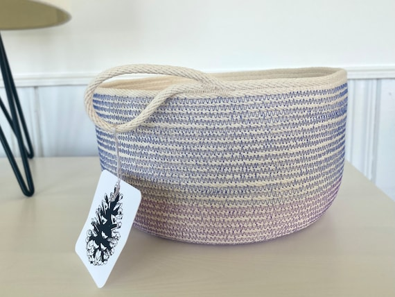 Medium Cotton Rope Bowl