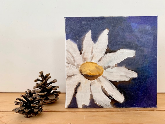 "6""x6"" Original Oil Painting"