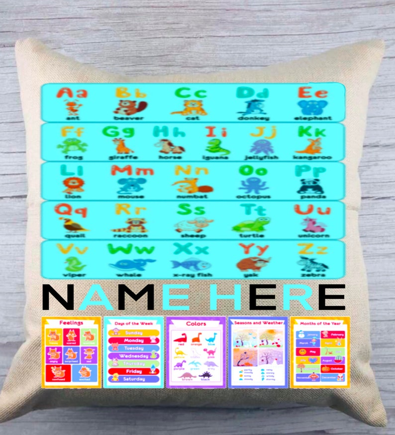 Learning Page Pillow Learning Page DesignDigital Book