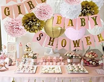 Baby Babyshower Girl Set