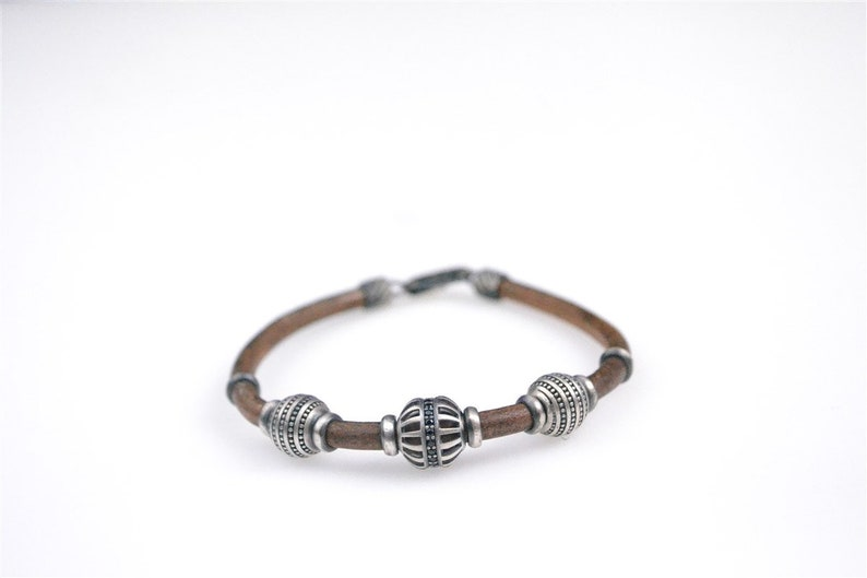 Men/'s Bangle Silver Cuff Elegant Bracelet Rustic Bracelet L\u0131near Collection Men Braclet Twist Bracelet