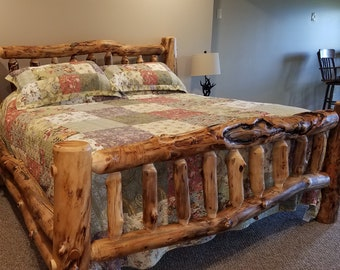 Log Furniture Etsy