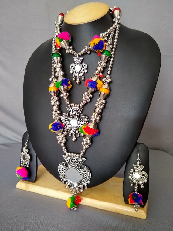Kuchi Tribal Mang Tikka Belly Dance Head Piece Banjara Jewelry Afghan Gypsy Boho