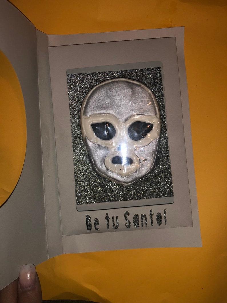 Santo Cookie Card Pi\u00f1ata