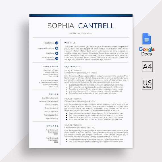 Cover Letter Template Google Docs Download from i.etsystatic.com