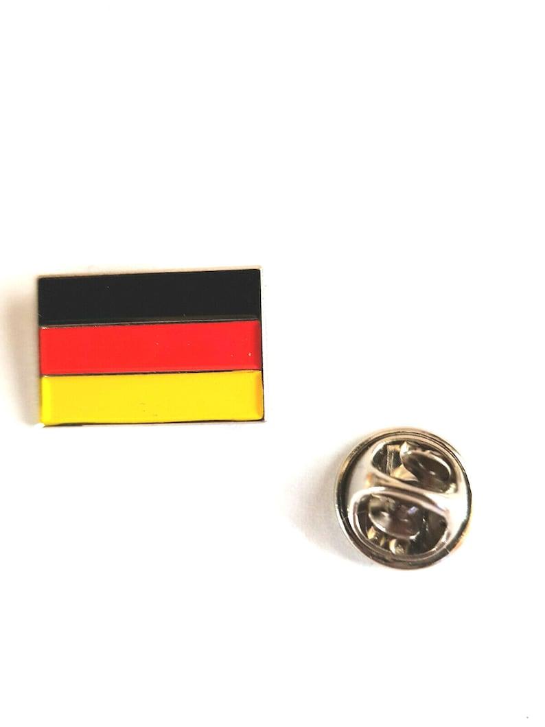Lapel Pin Badge  tie pin in gift box german country flag design