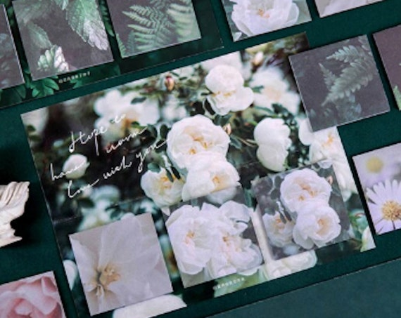 Floral Dreams 3pc Sticky Note Set