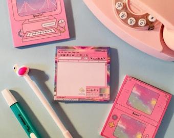 Retro Computer Notepads