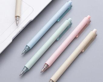 Retro Speckled Gel Ink Writing Pen