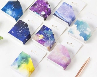 Galaxy Series Washi Tape - 1.5cm Paper Masking Tape