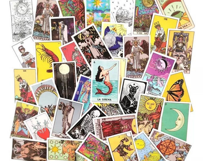 Tarot Sticker Set