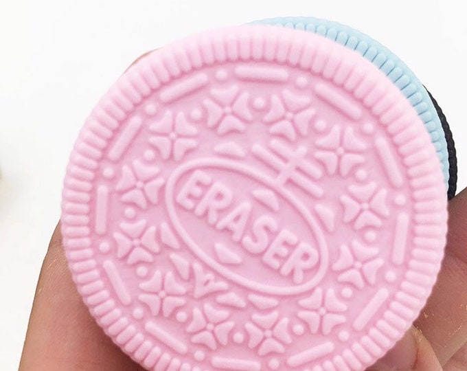 Cream Cookie Eraser
