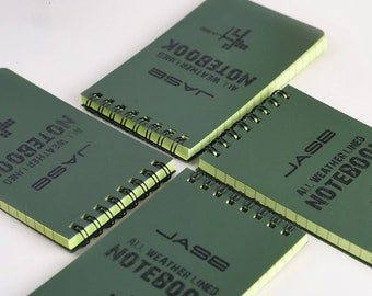 3x5 Waterproof Notepad