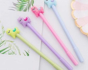 Lil Llama Gel Ink Pen