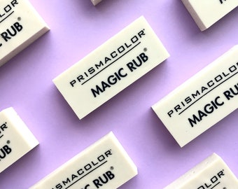 Prismacolor Magic Rub Eraser - Premium Latex Free Vinyl Eraser