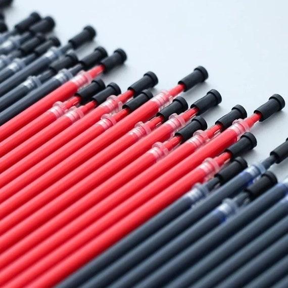 13cm Gel Ink Pen Refills - 0.5 or 0.38 mm