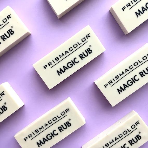 Prismacolor Magic Rub Eraser - Premium Latex Free Vinyl Eraser
